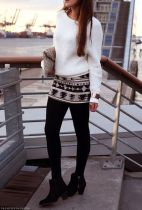 Skirt trends ideas for winter outfits this year 55