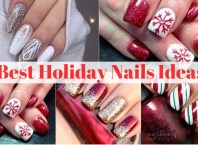 Best holiday nails ideas