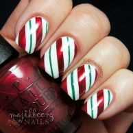Cool holiday nails arts 18