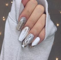 Cool holiday nails arts 49