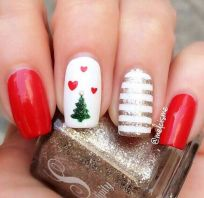Cool holiday nails arts 66