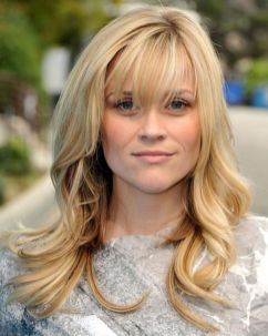 Cool hair style with feathered bangs ideas 34