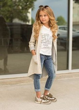 Cute kids fashions outfits for fall and winter 13