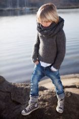 Cute kids fashions outfits for fall and winter 16