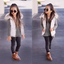 Cute kids fashions outfits for fall and winter 22