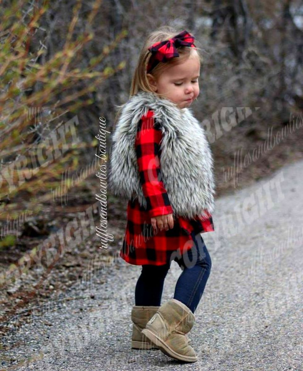 Cute kids fashions outfits for fall and winter 29