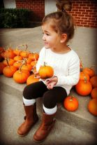 Cute kids fashions outfits for fall and winter 3