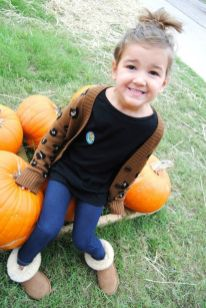 Cute kids fashions outfits for fall and winter 33