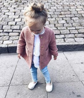 Cute kids fashions outfits for fall and winter 40