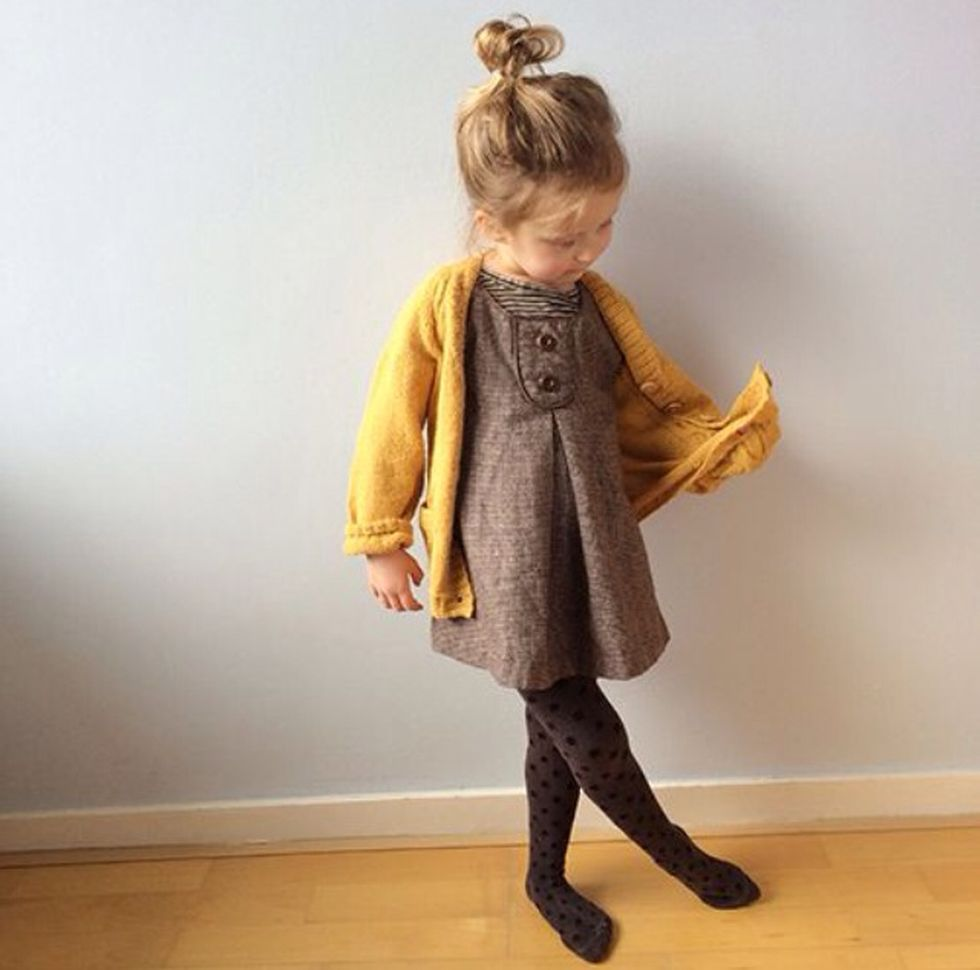 Cute kids fashions outfits for fall and winter 55
