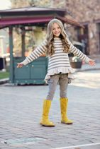 Cute kids fashions outfits for fall and winter 60