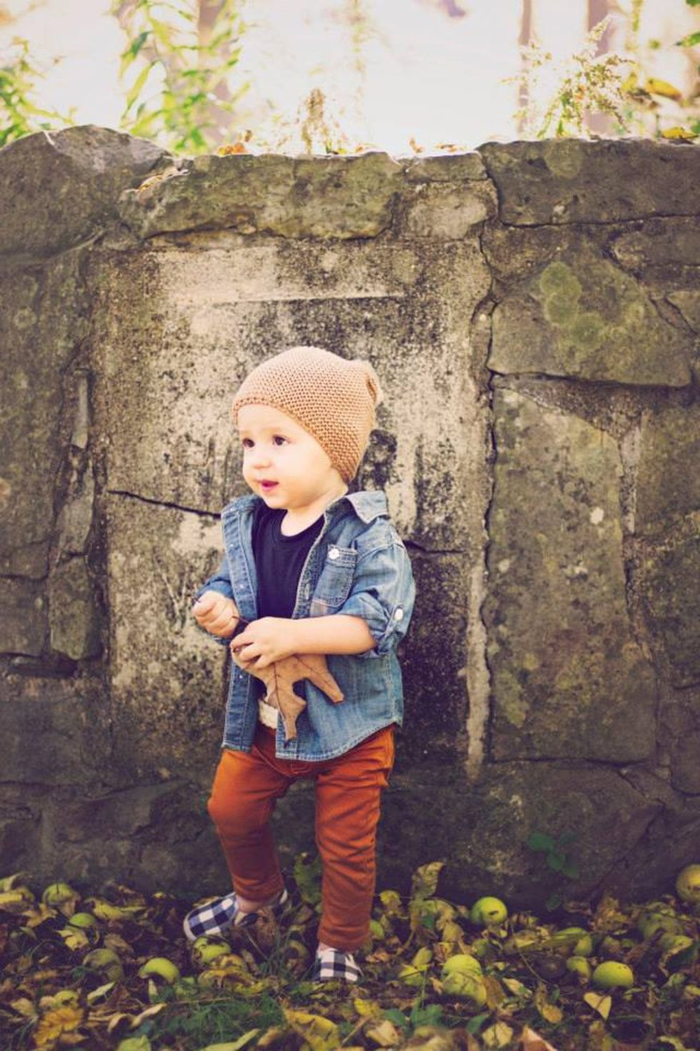 Cute kids fashions outfits for fall and winter 8