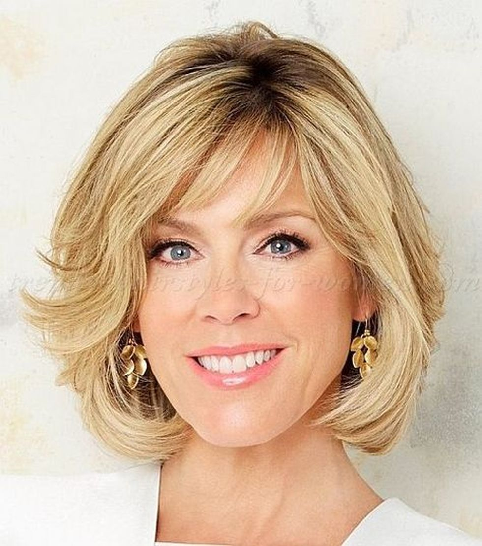Fabulous over 50 short hairstyle ideas 28