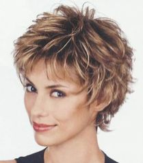 Fabulous over 50 short hairstyle ideas 30