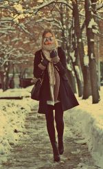 Fashionable women snow outfits for this winter 29
