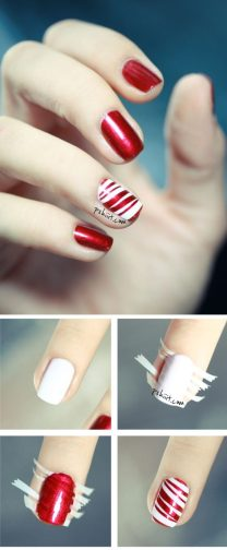 Gorgeous christmas nails ideas 101