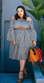 Inspiring winter outfits for plus size 52