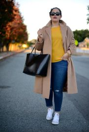 Inspiring winter outfits for plus size 62