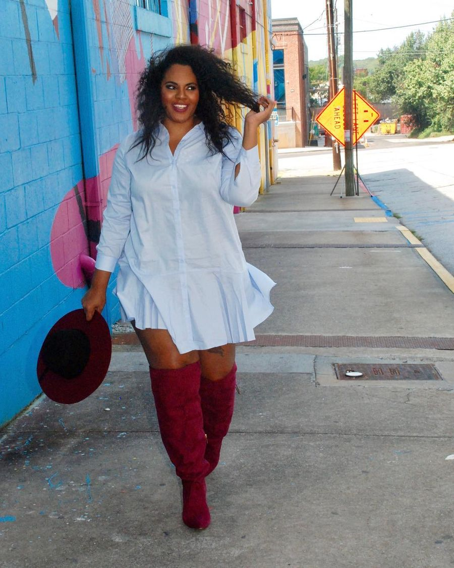 Inspiring winter outfits for plus size 65