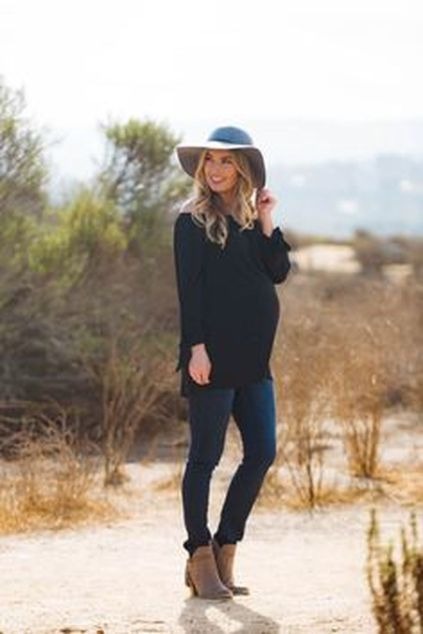 Maternity fashions outfits for fall and winter 10