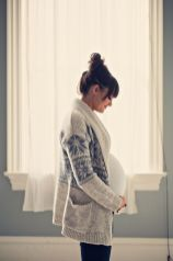 Maternity fashions outfits for fall and winter 13