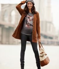 Maternity fashions outfits for fall and winter 19