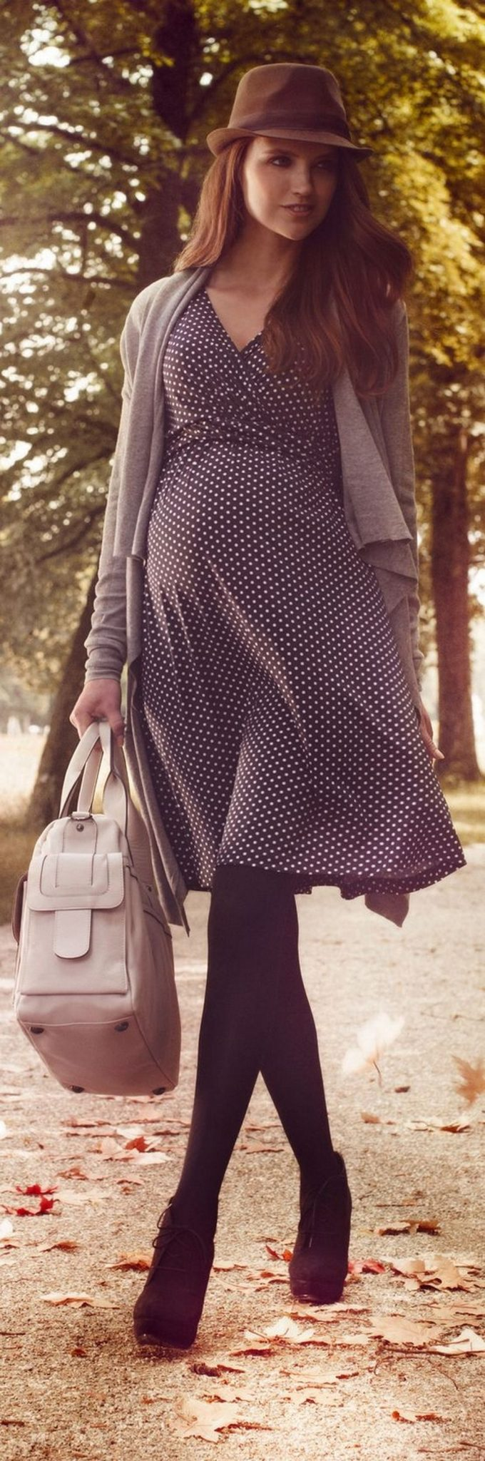 Maternity fashions outfits for fall and winter 3