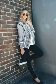 Maternity fashions outfits for fall and winter 31
