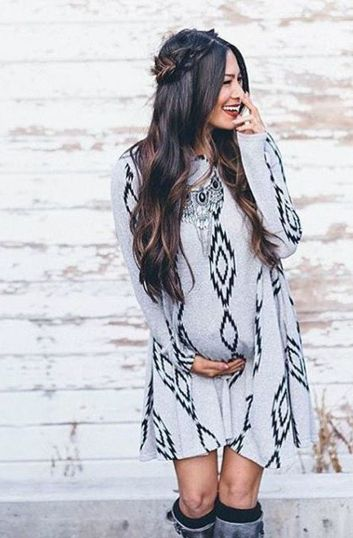 Maternity fashions outfits for fall and winter 35