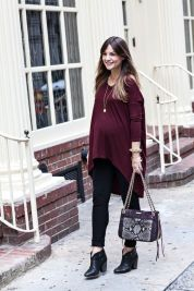 Maternity fashions outfits for fall and winter 65