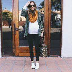 Maternity fashions outfits for fall and winter 7