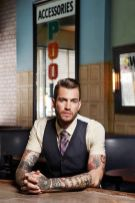 Men classy modern pompadour hairstyle 23