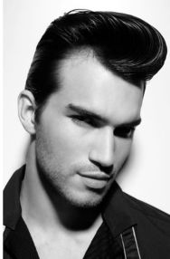 Men classy modern pompadour hairstyle 27