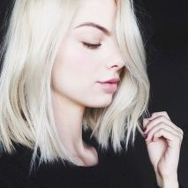 Stylish blonde lobs haircut ideas 50