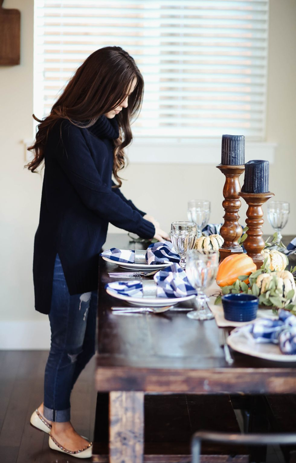 Trendy thanksgiving holiday outfits 23