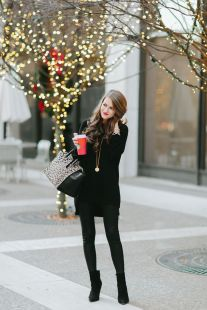 Trendy thanksgiving holiday outfits 31
