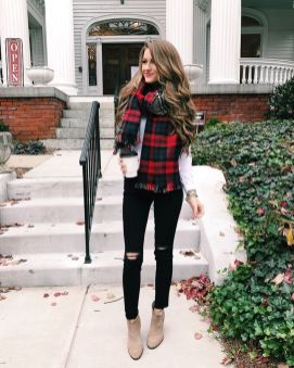Trendy thanksgiving holiday outfits 33