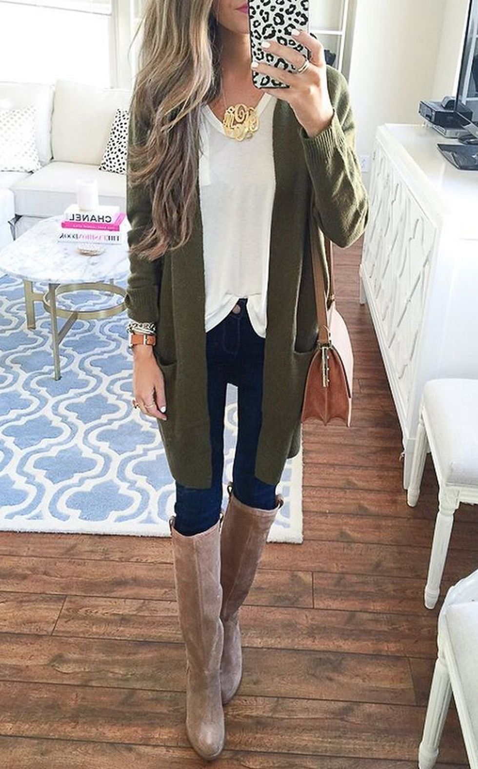 Trendy thanksgiving holiday outfits 34
