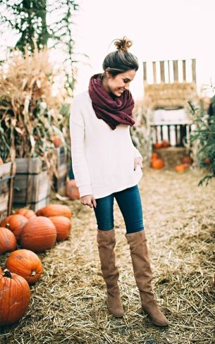 Trendy thanksgiving holiday outfits 39