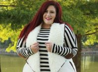 Winter outfits for plus size