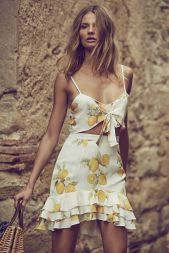 Boho dress for holiday and vacation outfits 48