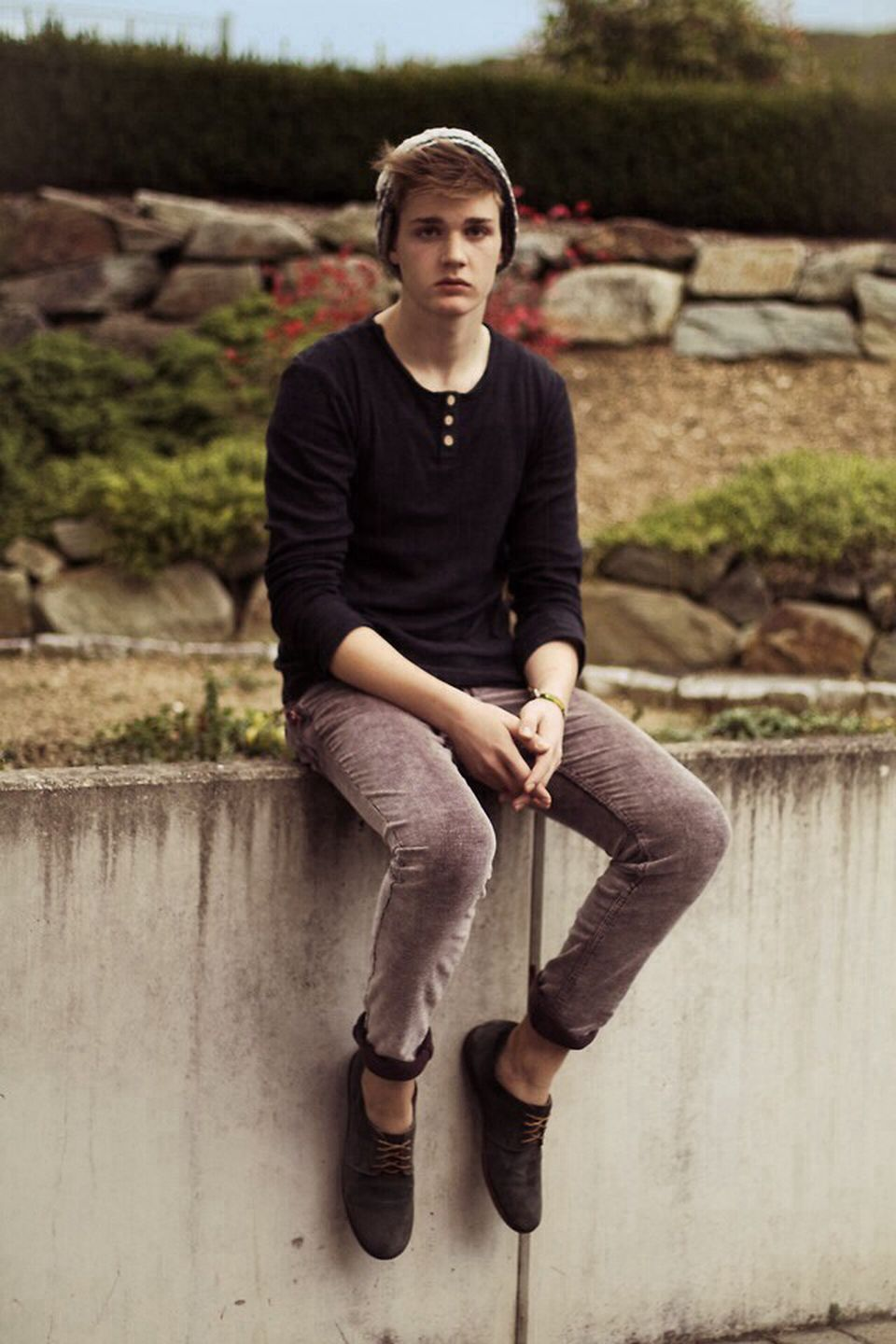 Casual indie mens fashion outfits style 1