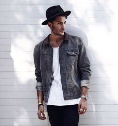 Casual indie mens fashion outfits style 67