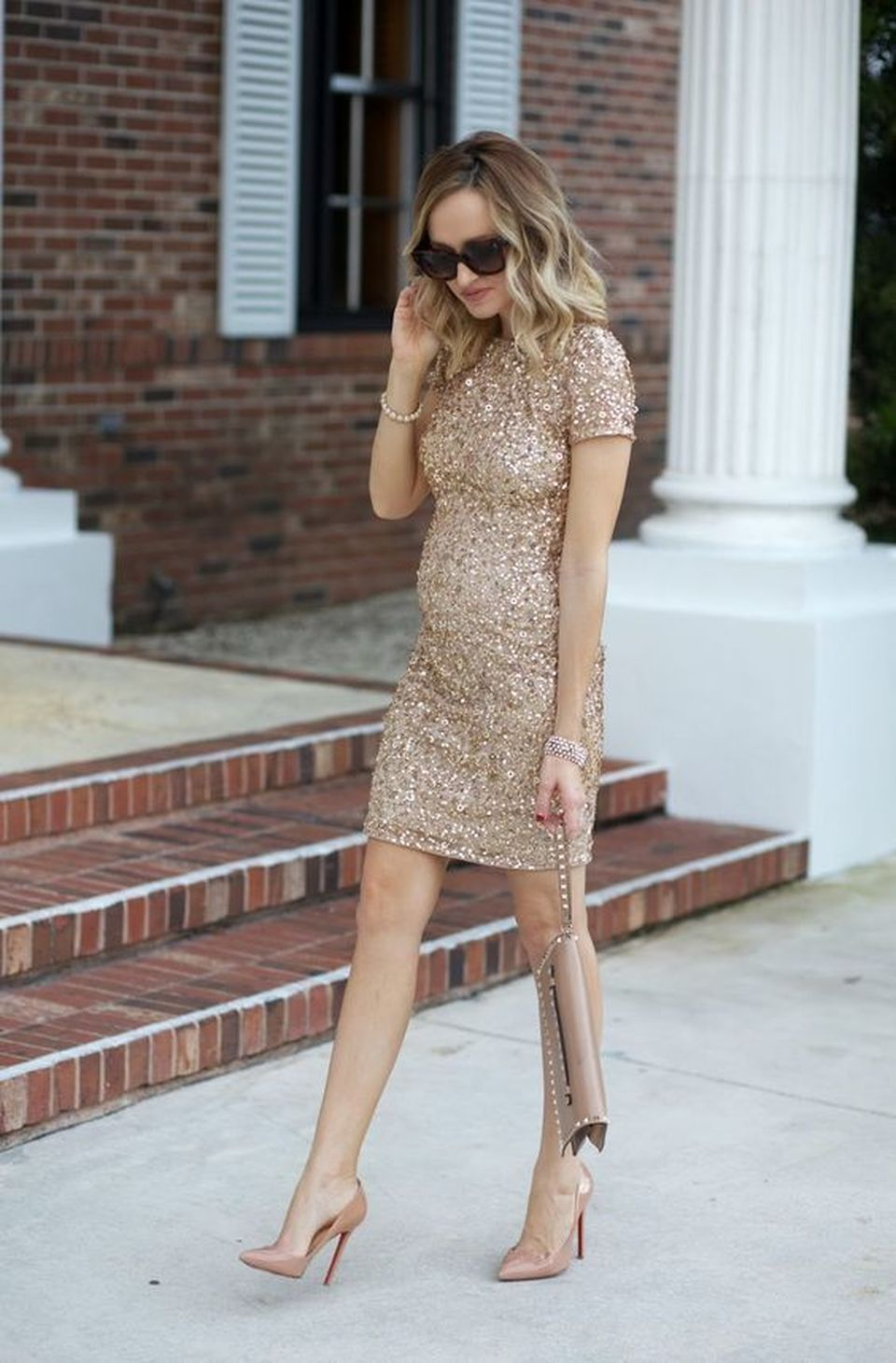Sequin dress for new year eve party and night out 102