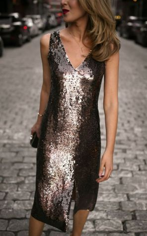 Sequin dress for new year eve party and night out 20
