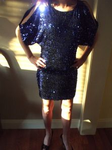 Sequin dress for new year eve party and night out 28