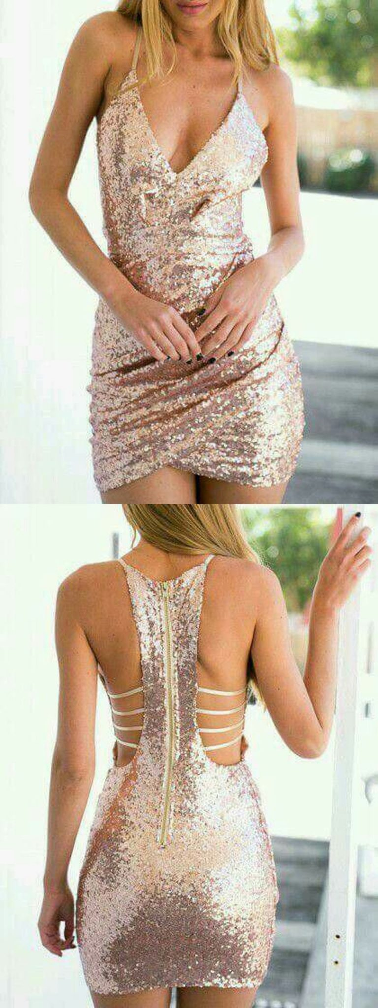 Sequin dress for new year eve party and night out 29