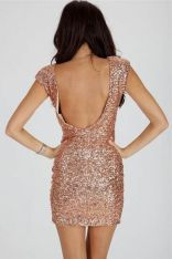 Sequin dress for new year eve party and night out 3