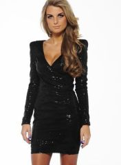 Sequin dress for new year eve party and night out 41