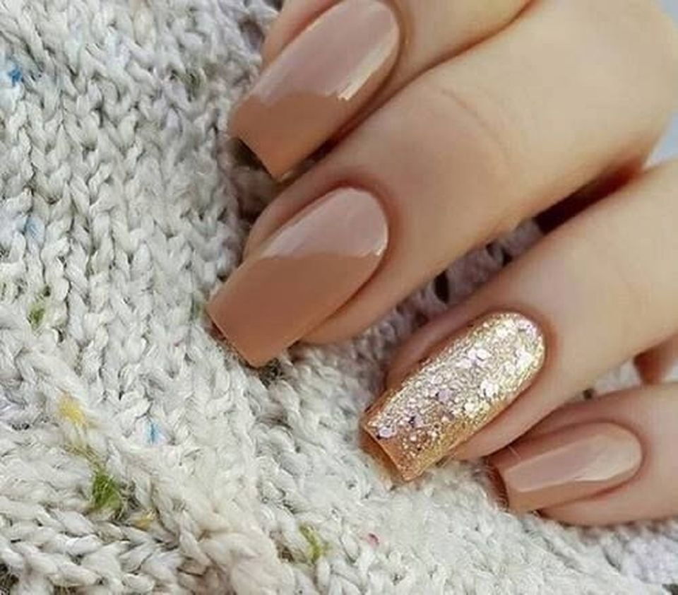 Sweet acrylic nails ideas for winter 43 - Fashion Best